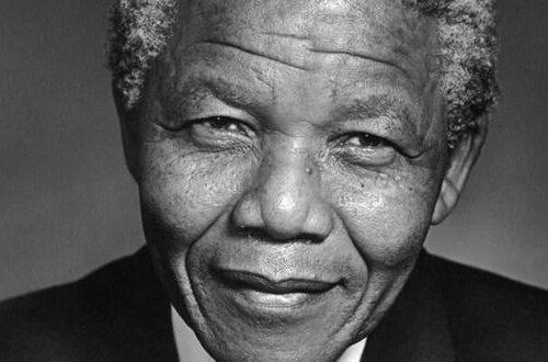 Article : Les leçons de Nelson: Mandela l'icone de la paix