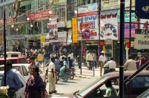 Article : Namaste Bangalore